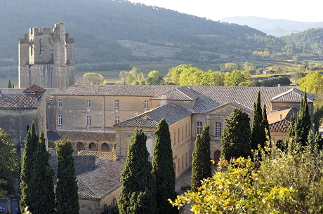 Lagrasse Abbey